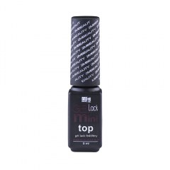 Oja semipermanenta GELlack 2M Mini Me - Top Coat