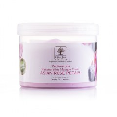 Pedicure Spa Regenerating Masque Cream Asian Rose Petal - 400gr