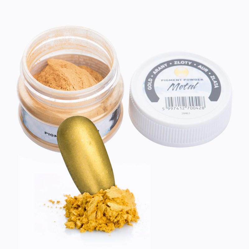Praf De Pigment Gold - Auriu