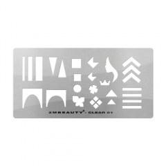 Card modelator pt stampila 2M nr. 1