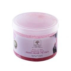 Pedicure Spa Smoothing Scrub Asian Rose Petal - 500gr