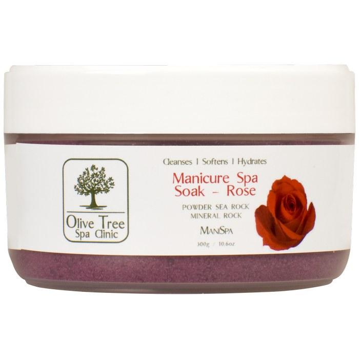 Olive Tree Spa Clinic Manicure Spa Soak Rose - 300gr