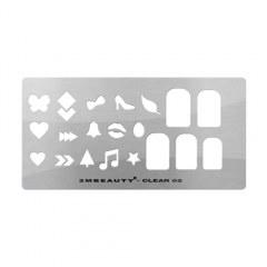Card modelator pt stampila 2M nr. 2