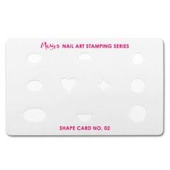 Card modelator pt stampila Moyra nr. 2